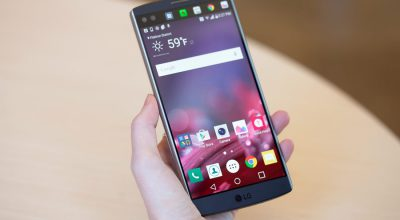 LG V20 review: lots of features, less refinement